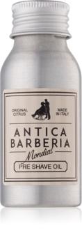 Mondial Antica Barberia Original Citrus olio pre-rasatura