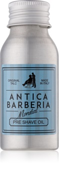 Mondial Antica Barberia Original Talc olio pre-rasatura