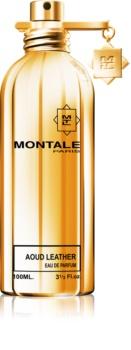 Montale Aoud Leather Eau de Parfum unissexo