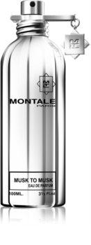 Montale Musk To Musk parfémovaná voda unisex