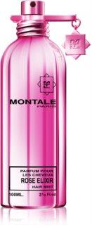 Montale Rose Elixir perfume para cabelos para mulheres 100 ml