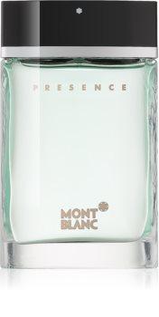 Montblanc Presence Eau de Toilette para homens