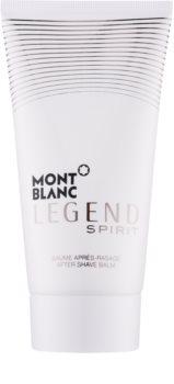 Montblanc Legend Spirit balsam după bărbierit pentru bărbați
