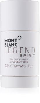 Montblanc Legend Spirit déodorant stick pour homme