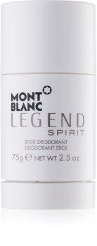 Montblanc Legend Spirit deodorante stick per uomo