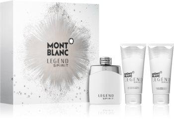 Montblanc Legend Spirit Lahjasetti VI. Miehille