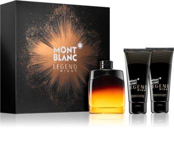 Montblanc Legend Night dárková sada II. pro muže