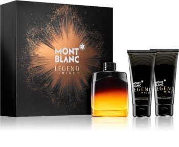 Montblanc Legend Night poklon set II. za muškarce