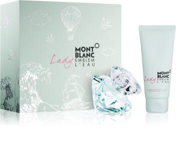 Montblanc Lady Emblem L'Eau dárková sada I. pro ženy