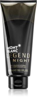 Montblanc Legend Night tusfürdő gél uraknak
