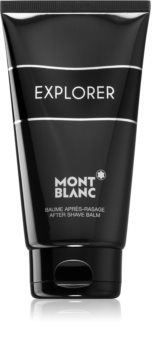 Montblanc Explorer After Shave -Balsami Miehille