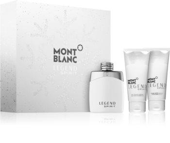Montblanc Legend Spirit confezione regalo VIII. per uomo