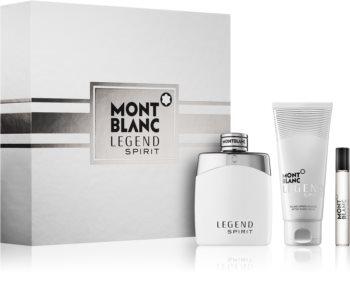 Montblanc Legend Spirit Lahjasetti I. Miehille