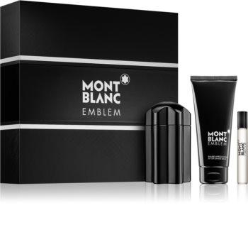 Montblanc Emblem Gift Set  X. voor Mannen