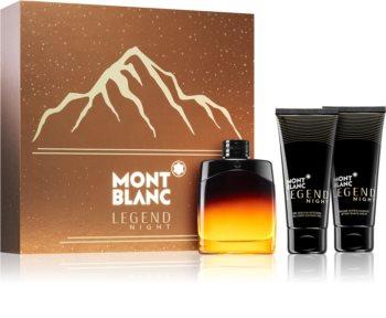 Montblanc Legend Night set cadou III. pentru bărbați