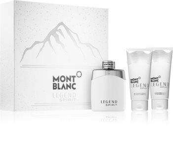 Montblanc Legend Spirit confezione regalo II. per uomo