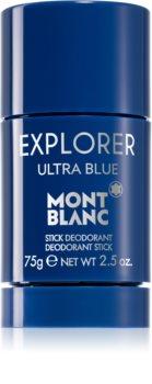 Montblanc Explorer Ultra Blue dezodorant w sztyfcie dla mężczyzn