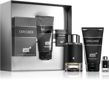 Montblanc Explorer set cadou IV. pentru bărbați