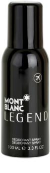 Montblanc Legend déodorant en spray pour homme
