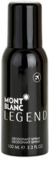 Montblanc Legend desodorizante em spray para homens