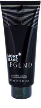 Montblanc Legend tusfürdő gél uraknak