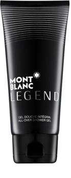 Montblanc Legend Suihkugeeli Miehille