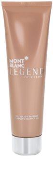Montblanc Legend Pour Femme gel de duche para mulheres 150 ml