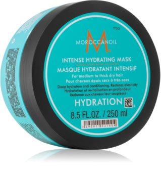 Moroccanoil Hydration intenzivně hydratační a vyživující maska pro suché a normální vlasy