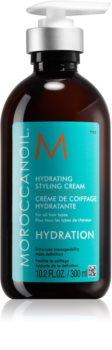 Moroccanoil Hydration hajformázó krém minden hajtípusra