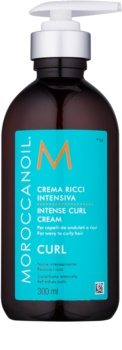 Moroccanoil Curl creme hidratante para cabelos ondulados e encaracolados