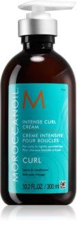 Moroccanoil Curl krem nawilżający do włosów kręconych i falowanych