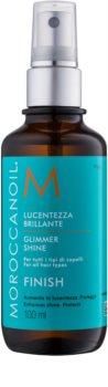Moroccanoil Finish spray cheveux pour des cheveux brillants et doux