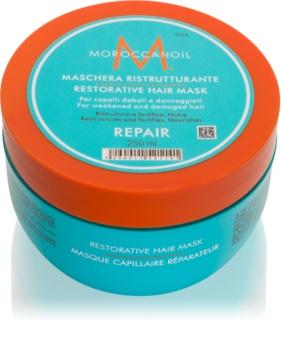 Moroccanoil Moisture Repair máscara regeneradora para todos os tipos de cabelos