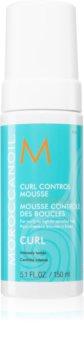 Moroccanoil Curl Schuim  voor Krullend Haar