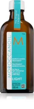 Moroccanoil Treatment óleo para cabelo fino e colorido