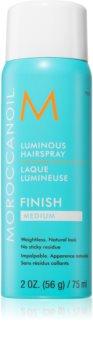 Moroccanoil Finish Medium-Hold Hairspray