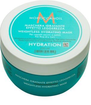 Moroccanoil Hydration tápláló gyengéd ápolás normáltól extrémen száraz és érzékeny hajra