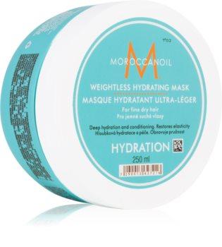 Moroccanoil Hydration tiefenwirksame feuchtigkeitsspendende Maske für feines bis normales Haar