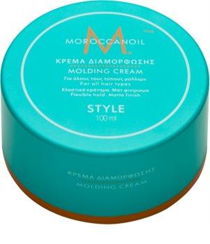 Moroccanoil Style modelačný krém pre matný vzhľad