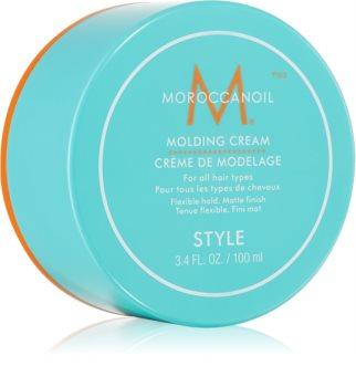 Moroccanoil Style creme modelador  para aspeto mate