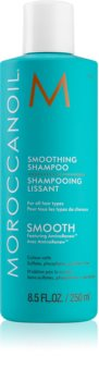 Moroccanoil Smooth Restoring Shampoo for Smoothing and Nourishing Dry and Unruly Hair