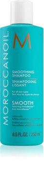 Moroccanoil Smooth възстановяващ шампоан за изглаждане и подхранване на непокорна коса