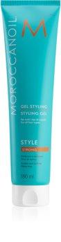 Moroccanoil Style gel za stiliziranje jako učvršćivanje