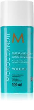 Moroccanoil Volume mlijeko za stiliziranje za nježnu i normalnu kosu
