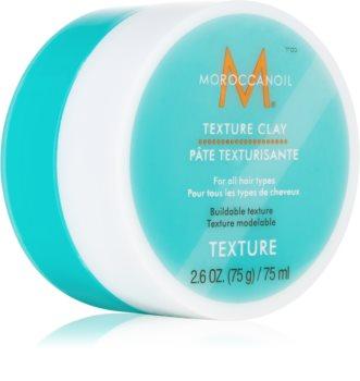 Moroccanoil Texture Matte Klei Haarstyler  voor Fixatie en Vorm