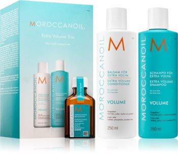 Moroccanoil Volume kozmetični set (za fine in tanke lase) za ženske