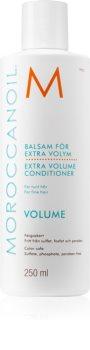 Moroccanoil Volume objemový kondicionér pre jemné vlasy bez objemu