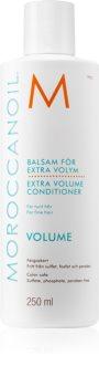 Moroccanoil Volume балсам за обем за тънка коса без обем