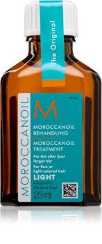 Moroccanoil Treatment vlasová kúra pro jemné a zplihlé vlasy