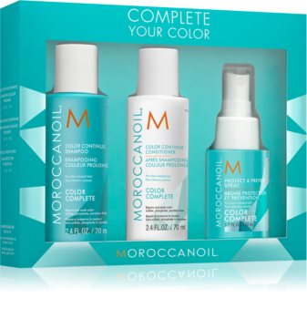 Moroccanoil Color Complete Cosmetic Set For Colored Hair
